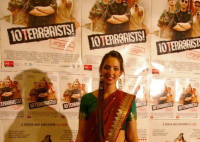 10 Terrorists Premiere, 2012