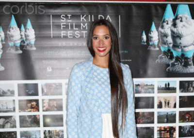 St.Kilda Film Festival opening night, 2013 - styled by Laurinda & Fatuma of Collective Closets
